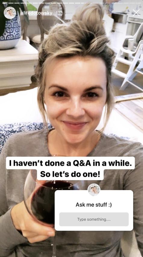 instagram poll idea